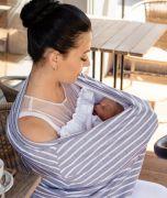 Telo da allattamento 5in1 – Multifunzionale